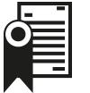 icone certificazioni