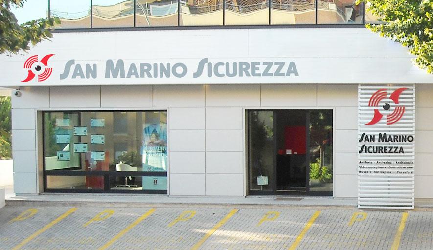 Sede San Marino Sicurezza