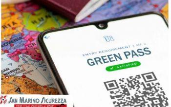 GREEN PASS EUROPEO 2